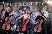Apocalyptica @ Sydney Soundwave, March '15
