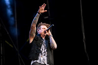 Papa Roach @ Sydney Soundwave, March '15