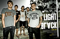 Parkway Drive, Alt Press Magazine (USA), December '10