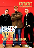 Hilltop Hoods, Onion Cover, June '09