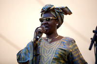 Amadou & Mariam @ Womad, March '11